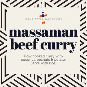 massaman beef curry