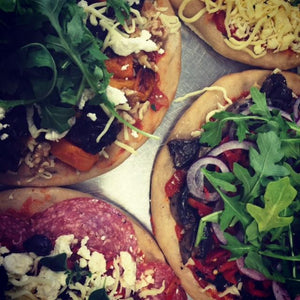 bake at home pizza - various flavours