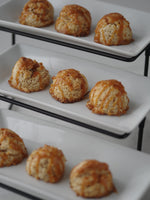 Load image into Gallery viewer, Salted Caramel Coconut Macaroon Bites