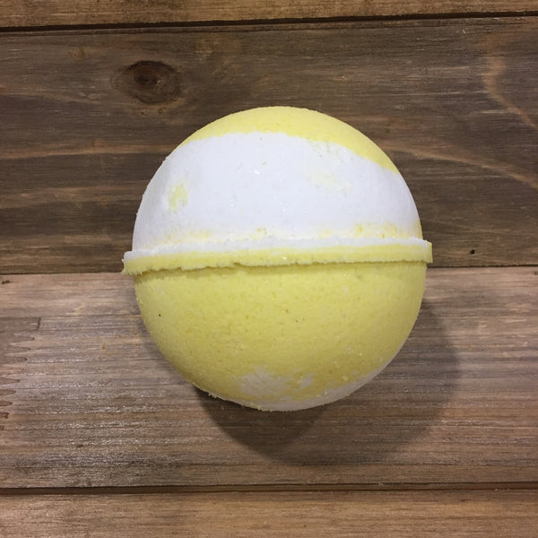 Mango Coconut Bath Bomb - Pheasant Creek Farms