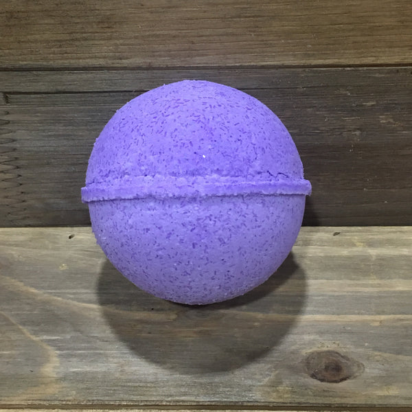 Lavender Bath Bomb - Pheasant Creek Farms