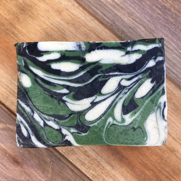 Tea Tree Goat Milk Soap - Pheasant Creek Farms