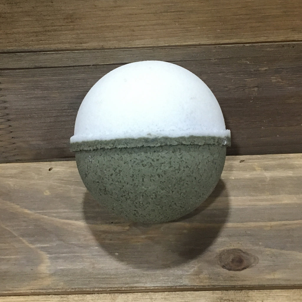 Coconut Bath Bomb - Pheasant Creek Farms