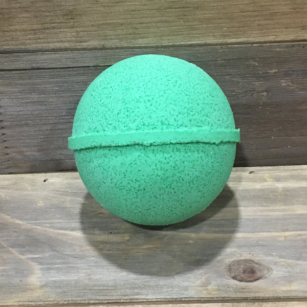 Cucumber Mint Bath Bomb - Pheasant Creek Farms