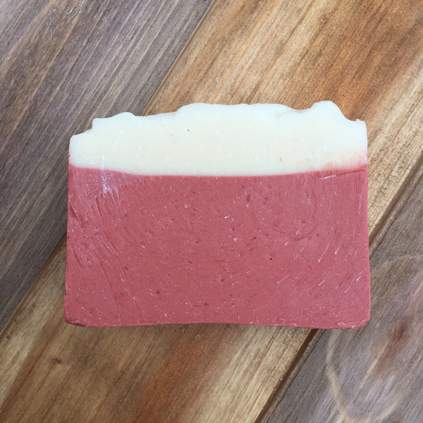 Peppermint Kiss Goat Milk Soap - Pheasant Creek Farms