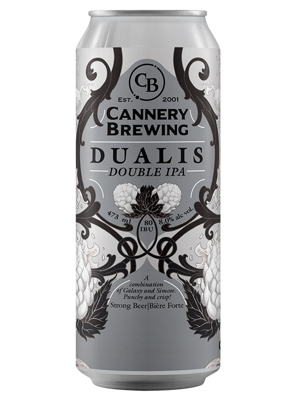 Dualis Double IPA 4 pack (473ml cans)