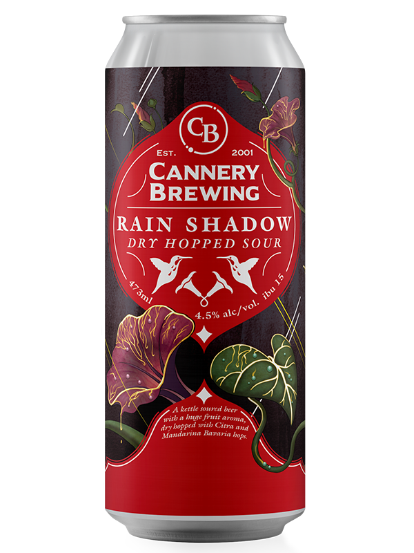 Rainshadow Kettle Sour 4 pack (473mL cans)