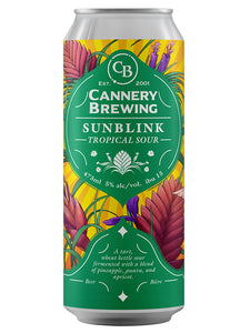 Sunblink Tropical Sour 4 pack (473ml cans)