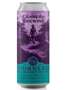 Thornless Blackberry Porter 4pack (473mL cans)