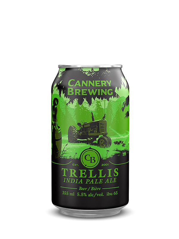 Trellis IPA 6 pack (355ml cans)