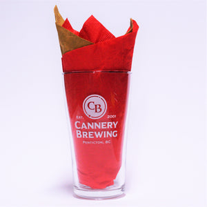 Cannery Brewing Glasses