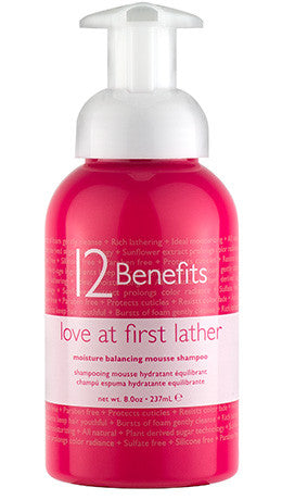 Love at First Lather Sugar Shampoo