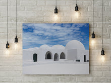 Load image into Gallery viewer, The Fadhloun Mosque on the island of Djerba, Tunisia