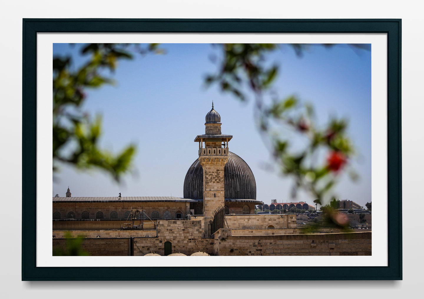 Endless longing to Aqsa