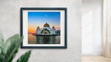 Load image into Gallery viewer, Sunset at Masjid Selat