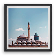 Load image into Gallery viewer, Courtyard of the Mevlana
