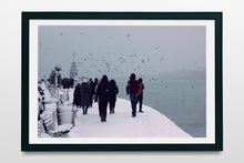Load image into Gallery viewer, Walking in the Snow