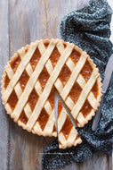 Crostata all'Albicocca (Apricot Jam pie)