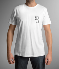 Load image into Gallery viewer, I Survived The 2020 Toilet Paper Crisis White T-Shirt