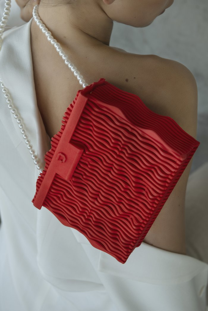 Avital Bag {Red, M-size}