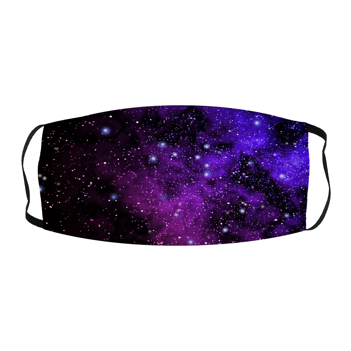 ASTI Face Mask Deep Space Galaxy