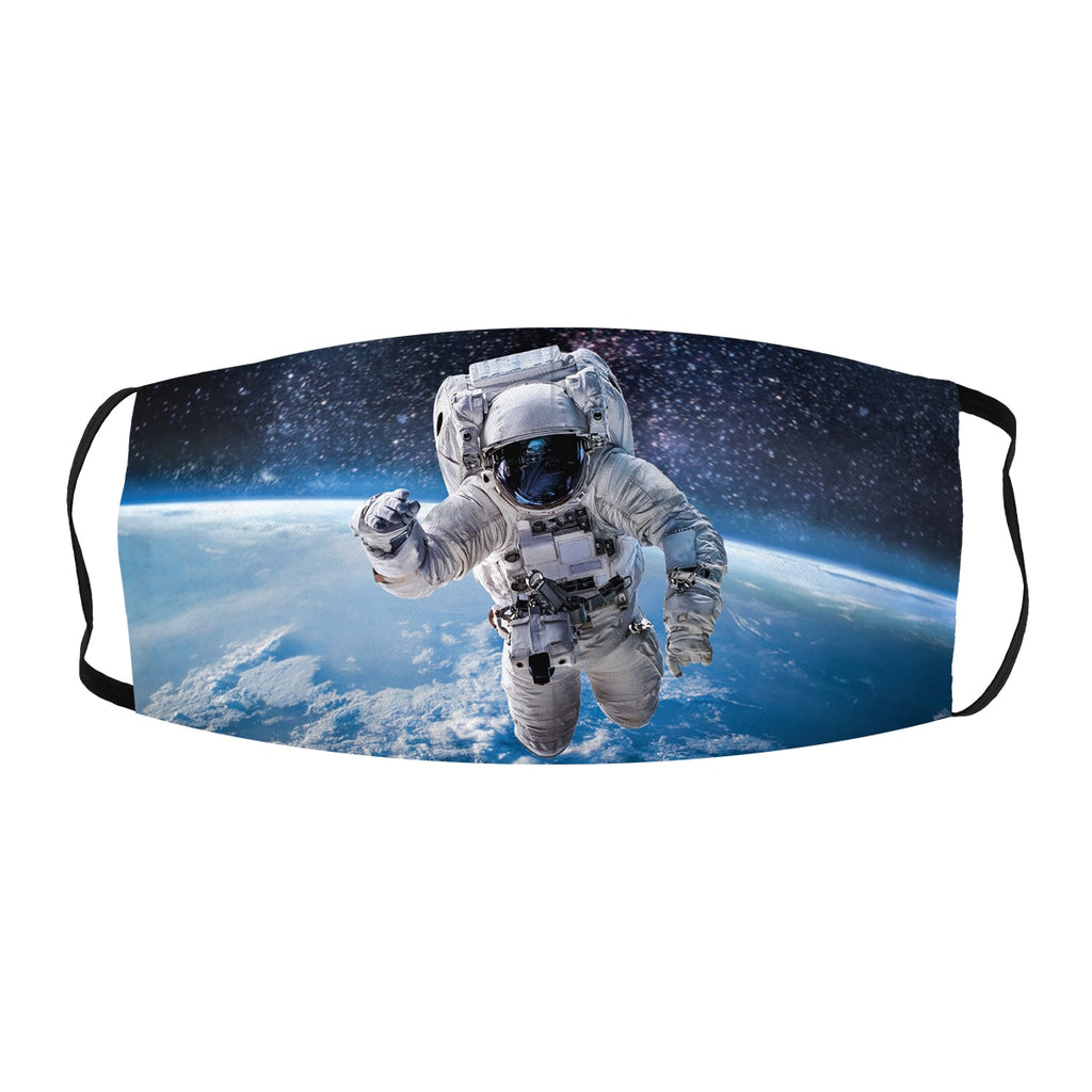 ASTI Face Mask Astronaut in Space