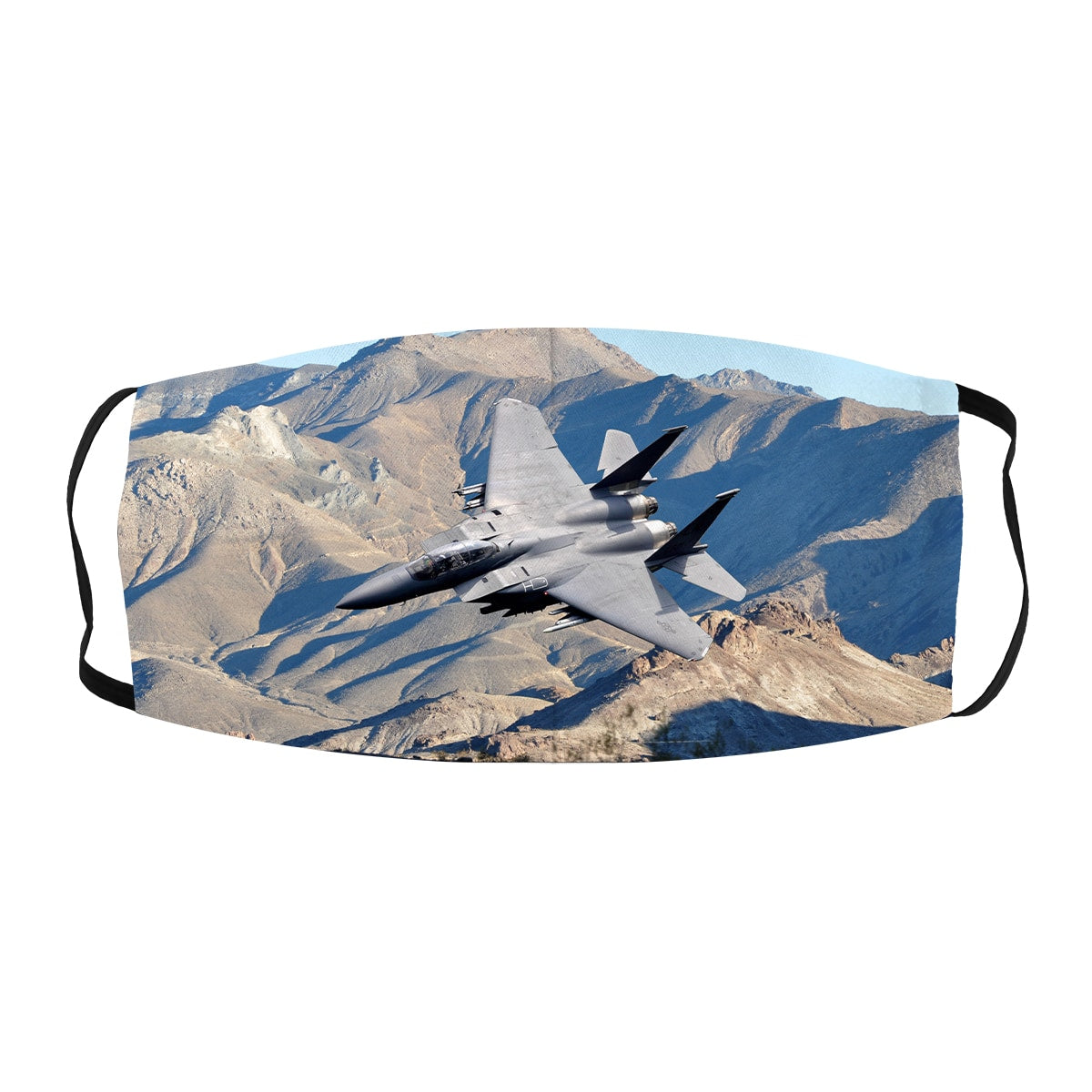ASTI Face Mask F15 Fighter Jet