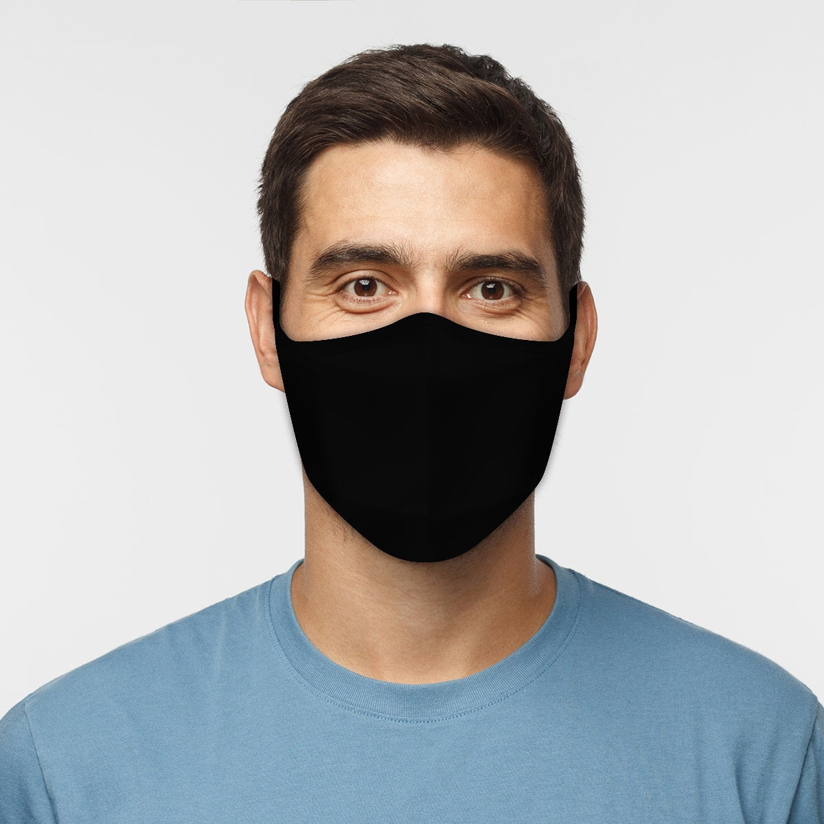 Solid Color 2.0 Cloth Face Mask (12 Colors)