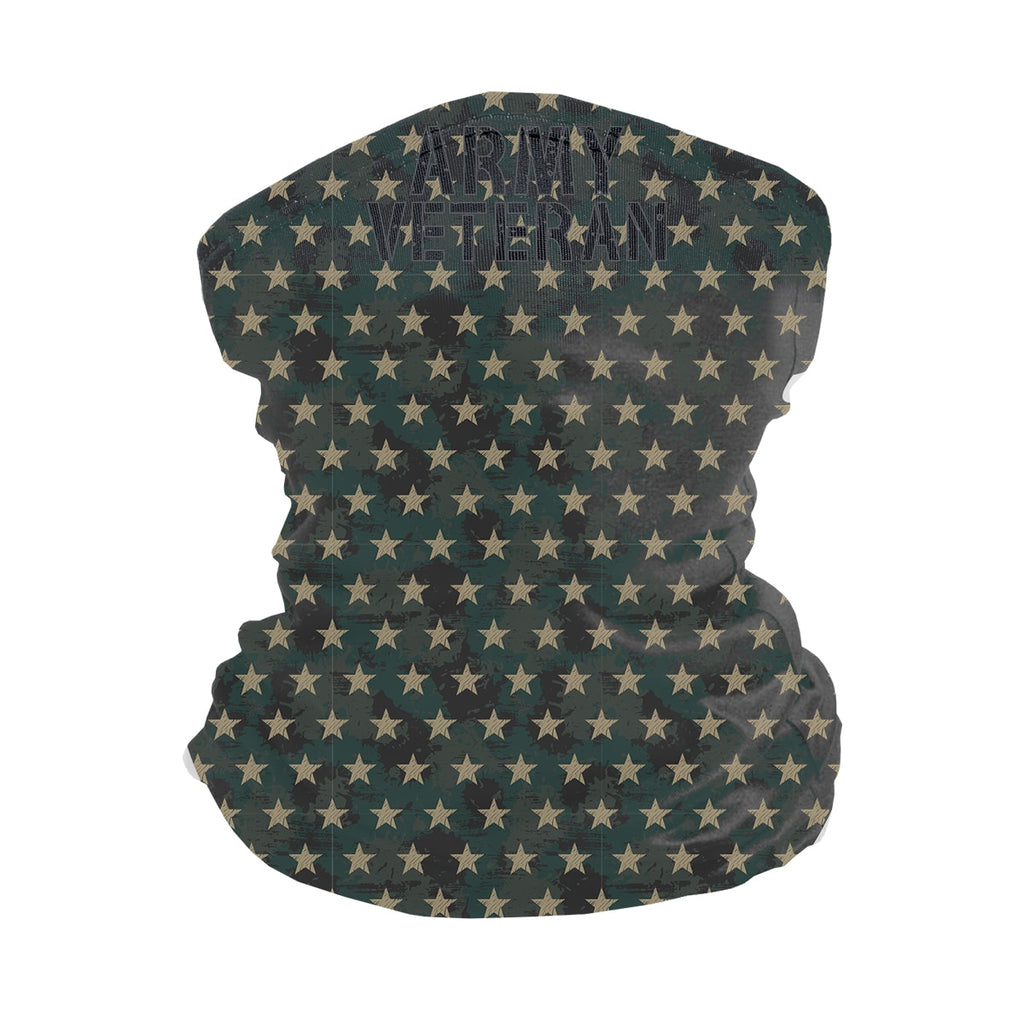 ASTI Neck Gaiter United States Army Veteran