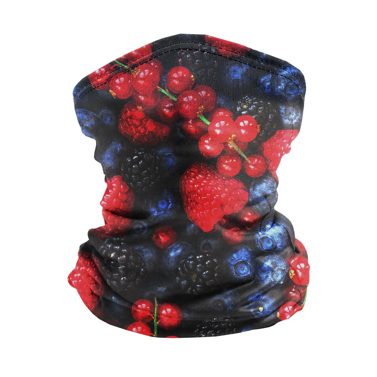 ASTI Neck Gaiter Berry Party