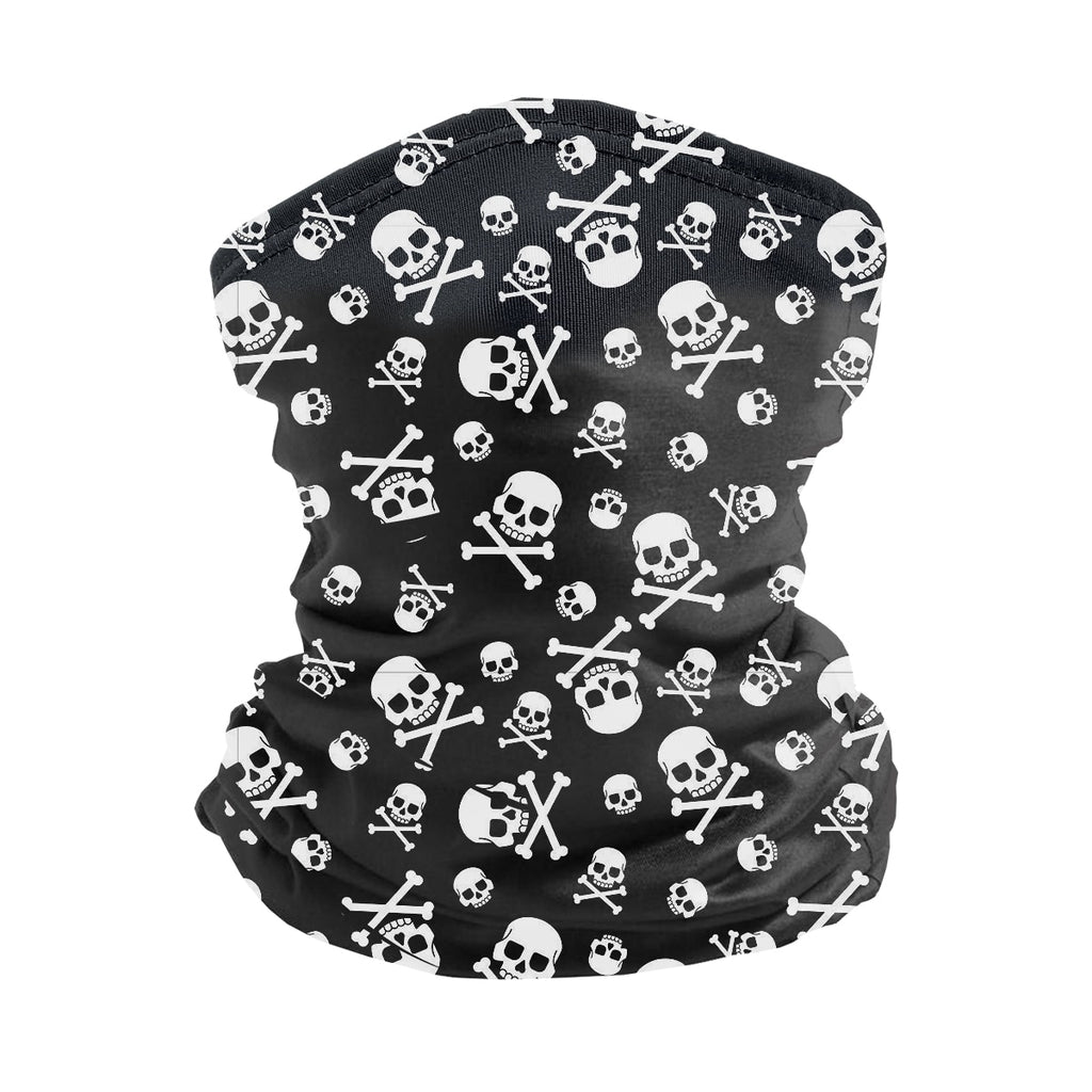 ASTI Neck Gaiter Pirate Skull And Crossbone