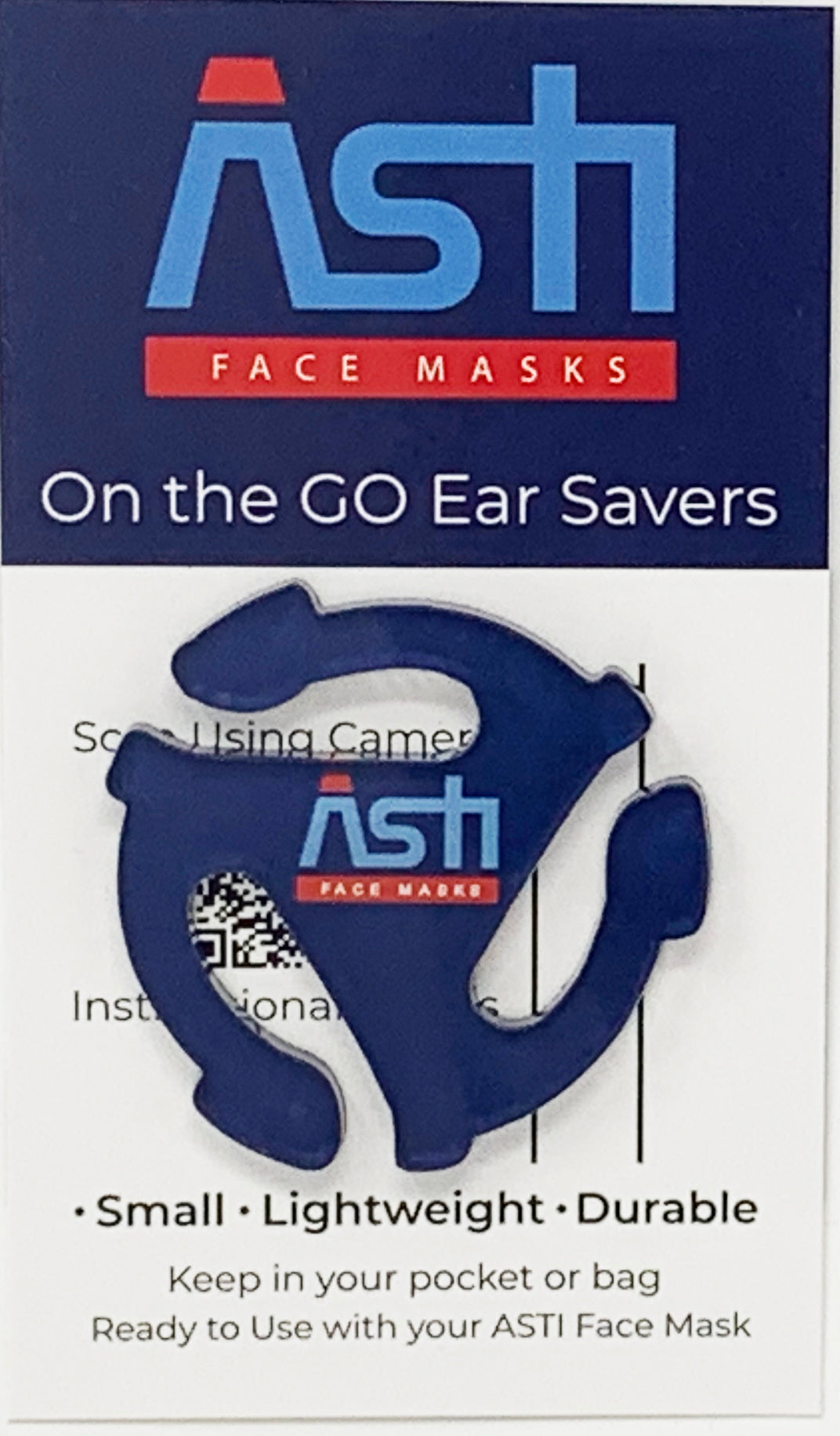 ASTI On The Go Ear Savers