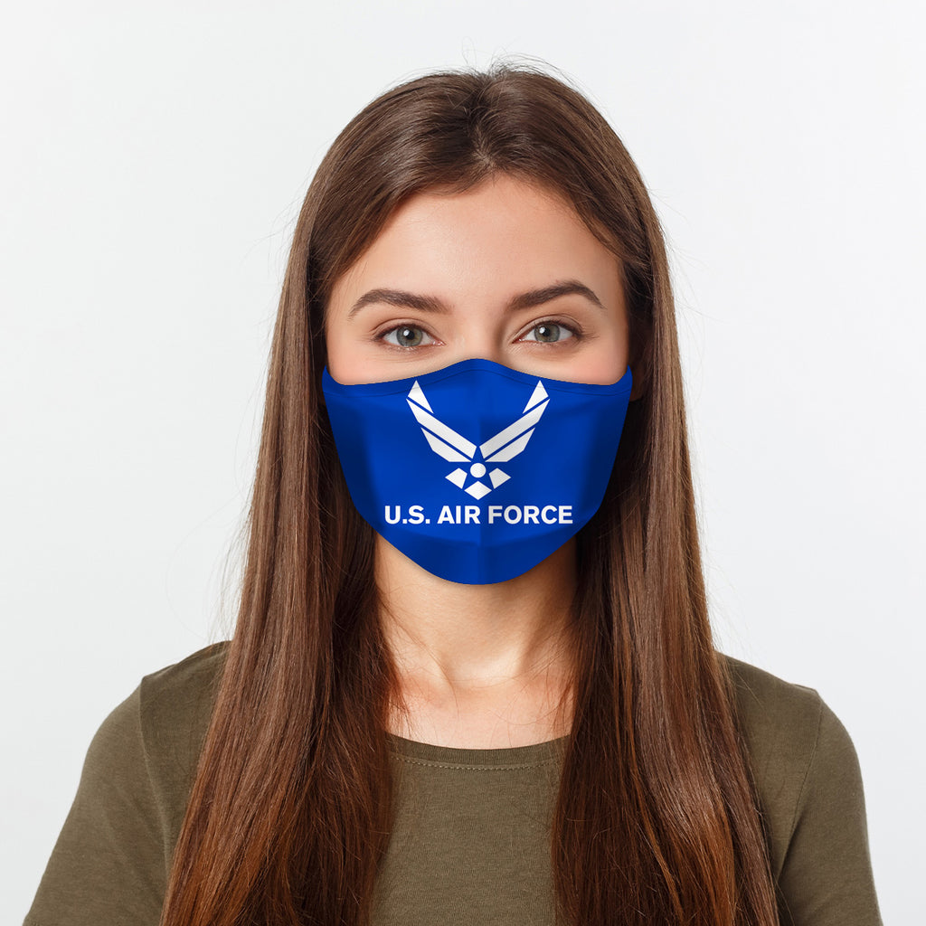ASTI Face Mask U.S. Air Force Cloth Face Mask