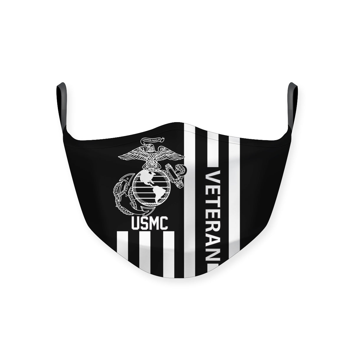 United States Marine Corp Veteran Cloth Face Mask