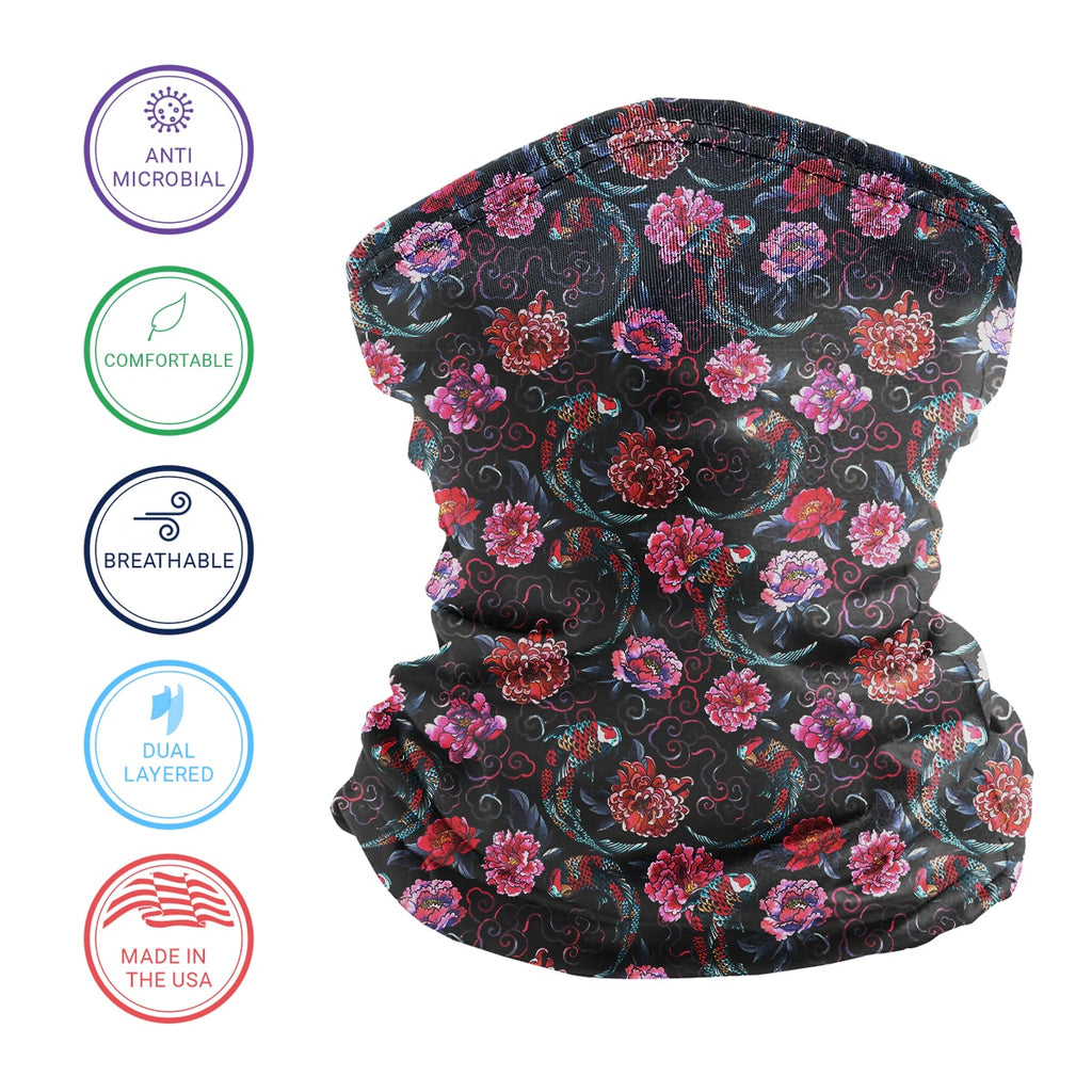 ASTI Neck Gaiter Benefits