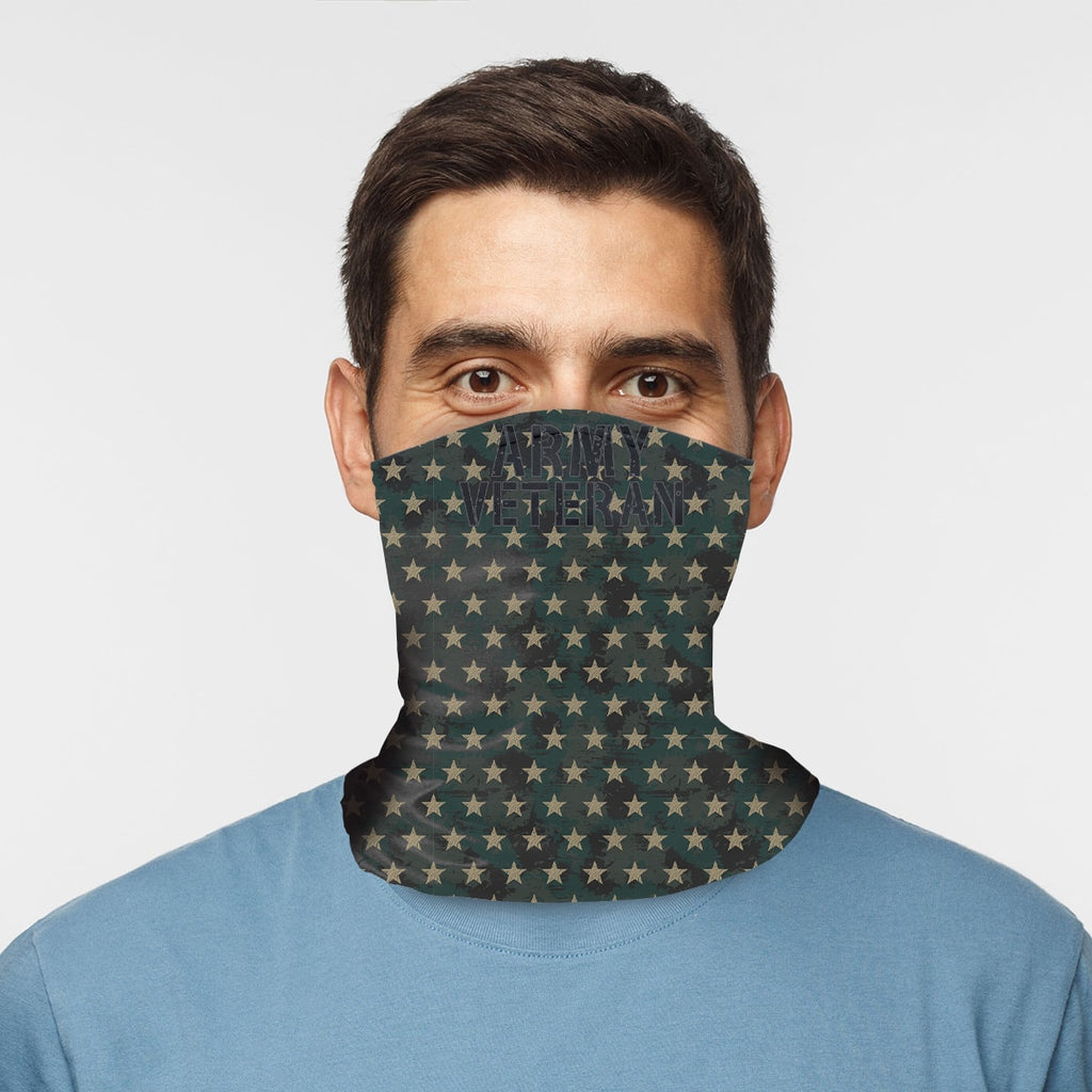 ASTI Neck Gaiter United States Army Veteran Man