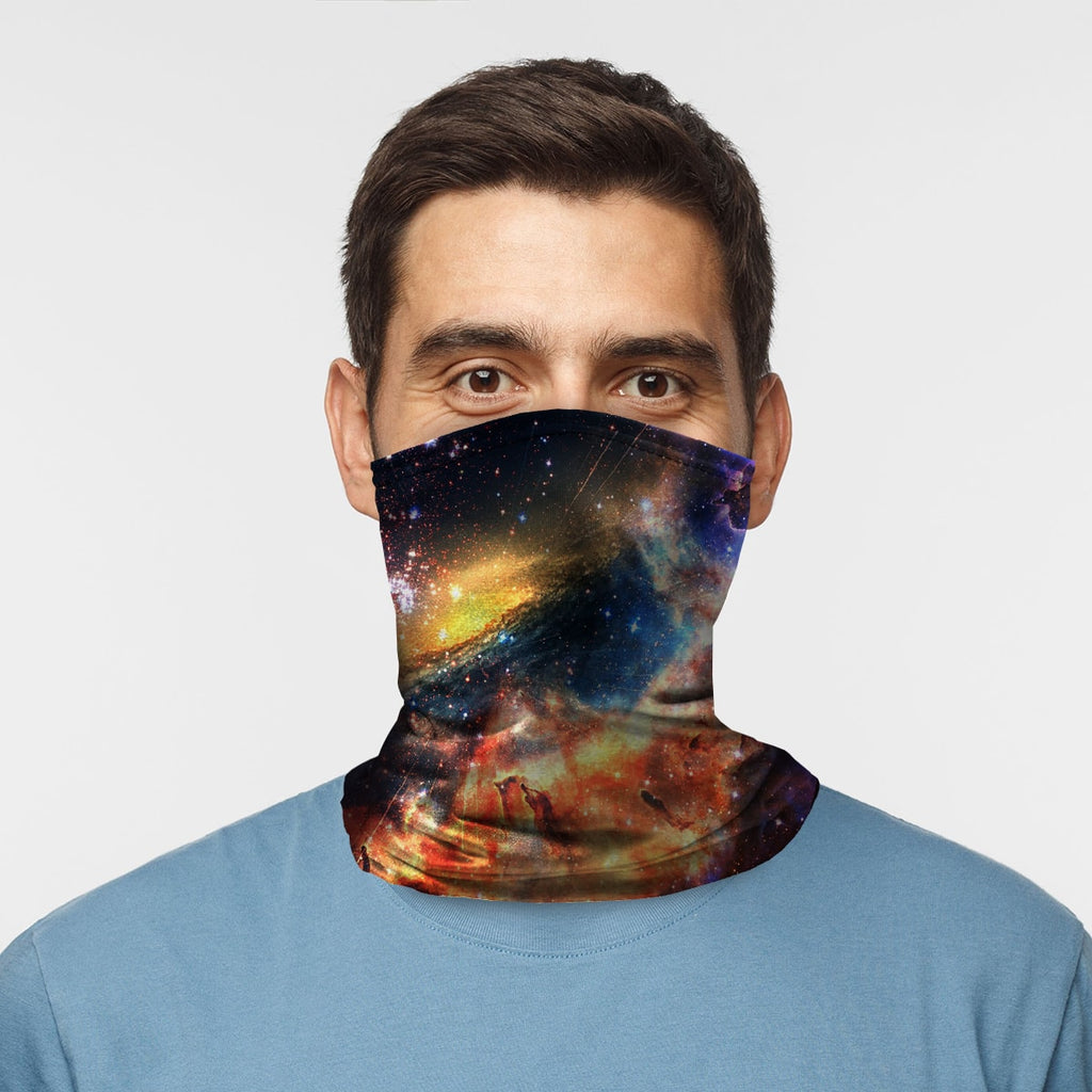 ASTI Neck Gaiter Space 7 Man