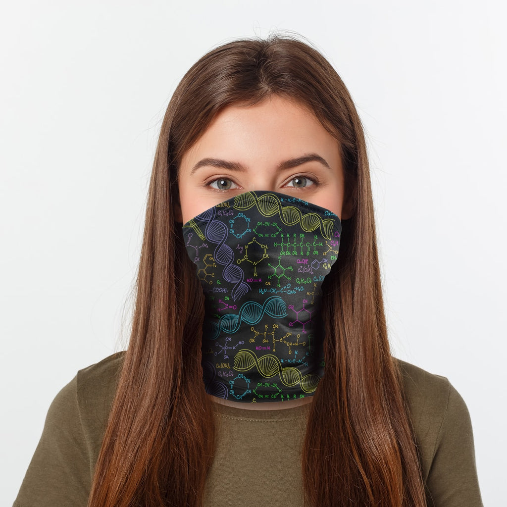 ASTI Neck Gaiter Science 1 Color Woman