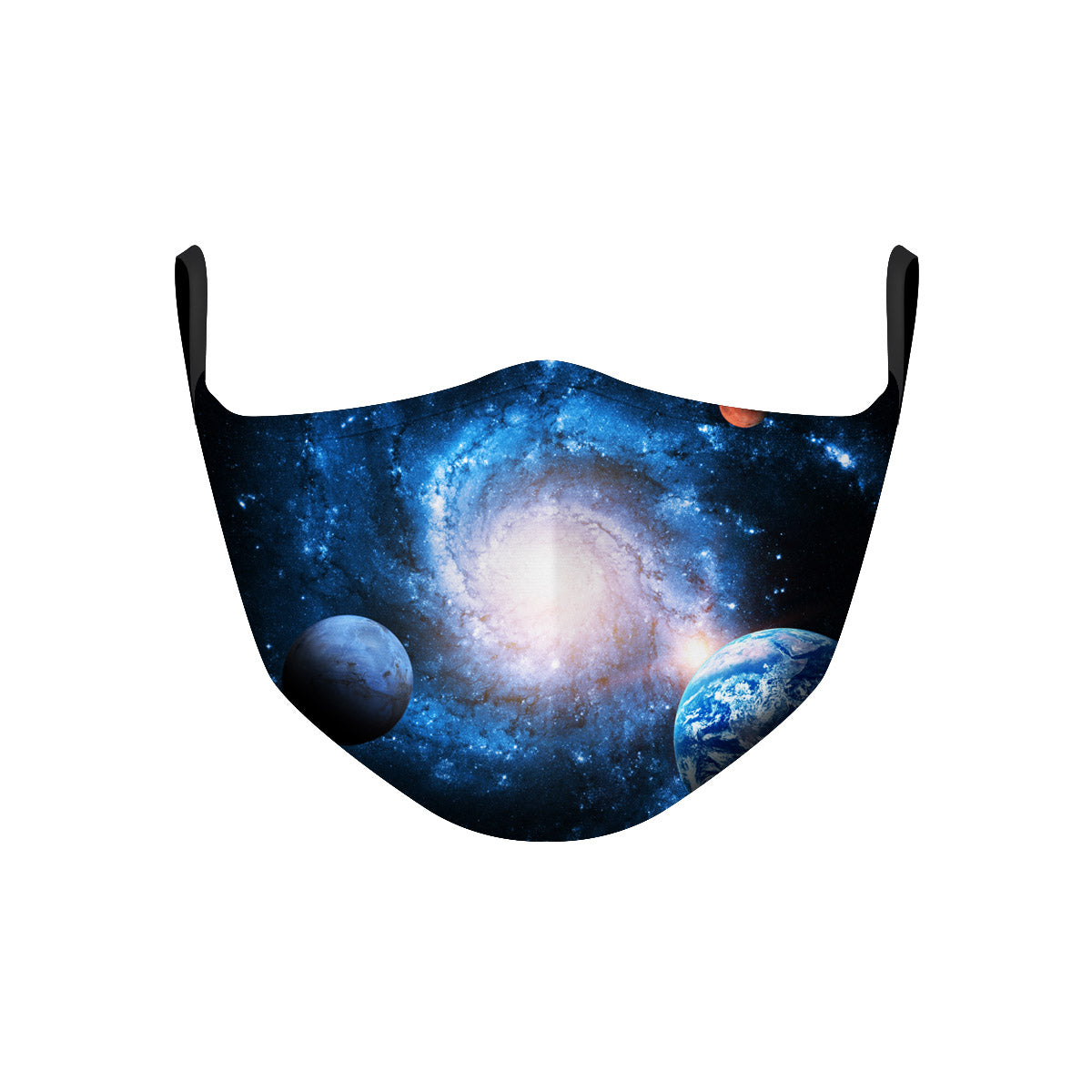 ASTI Face Mask Stars Galaxy #7 Cloth Face Mask