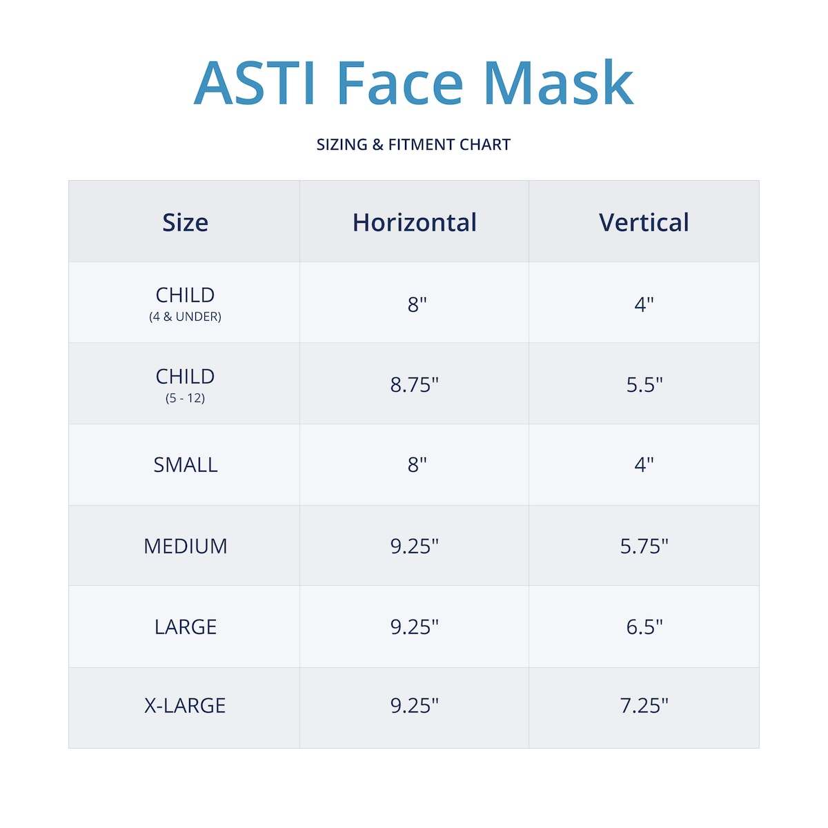 U.S. Air Force Cloth Face Mask