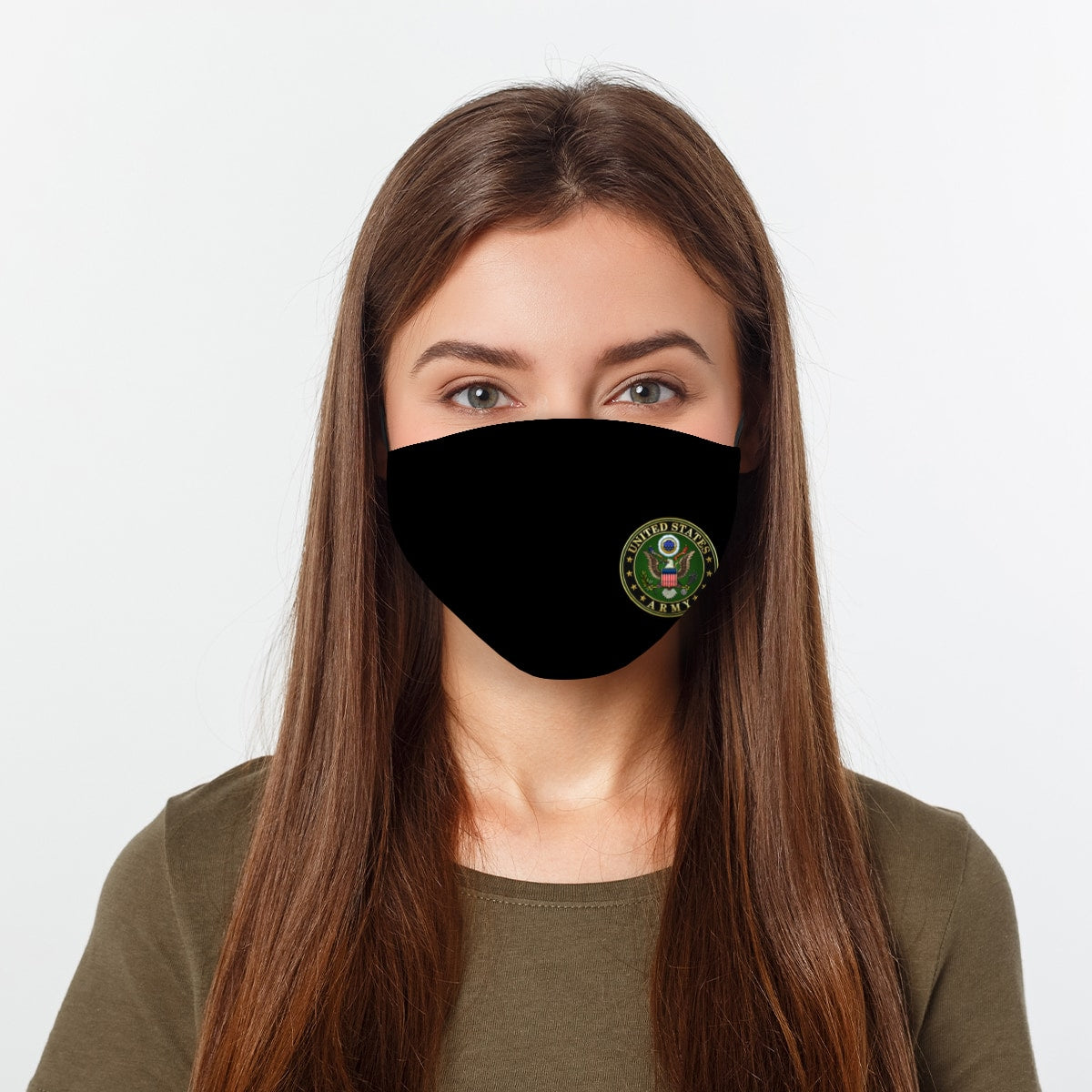 United States Army #2 Cloth Face Mask
