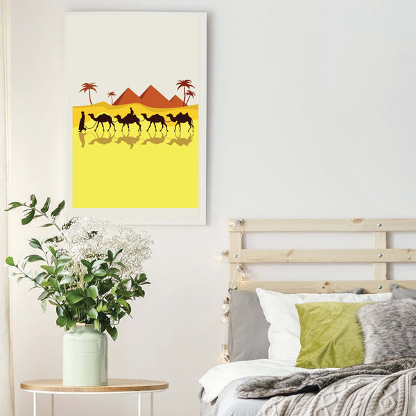 decorate children's room with posters