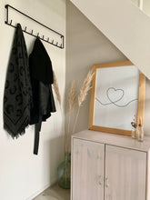 Afbeelding in Gallery-weergave laden, one line heart poster