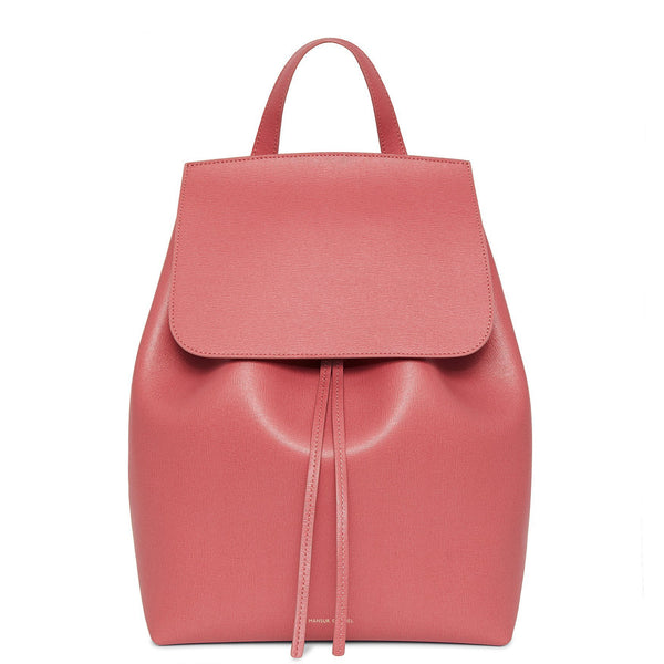 a51579ac636 Saffiano Backpack - Blush