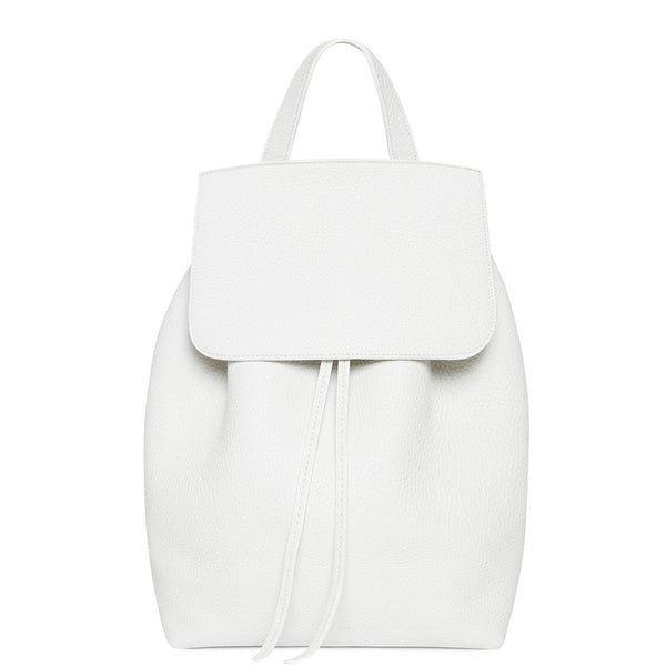 6d9268179ae MANSUR GAVRIEL - Tumble Backpack - Tumble Backpack - White