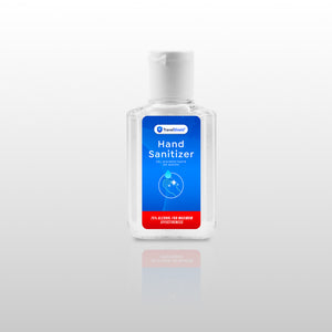 Hand Sanitizer - 2oz Travel Size 75% Alcohol - Pack of 10