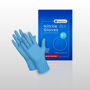 Nitrile Gloves in Pouch - 1000 Pairs