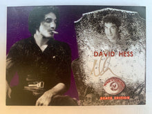 Load image into Gallery viewer, Last House On The Left DAVID HESS signed trading card