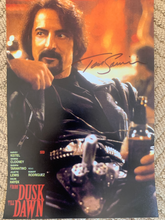 "Load image into Gallery viewer, Tom Savini signed ""Sex Machine"" From Dusk Til Dawn 8x10 photo"