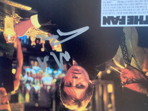 Michael Biehn signed The Fan 8x10 photo